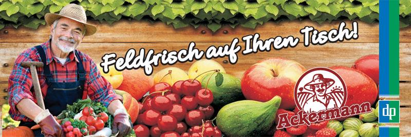 Ackermann- Obst und Gemüse