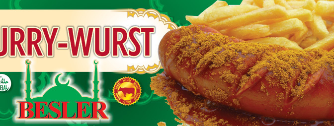 Besler- Curry wurst