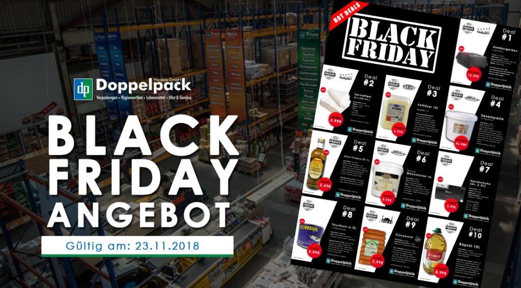 Black Friday Doppelpack