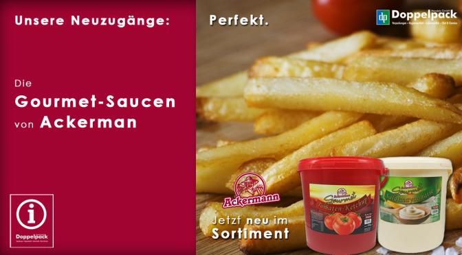 Info-Guide DP Ackermann-Saucen