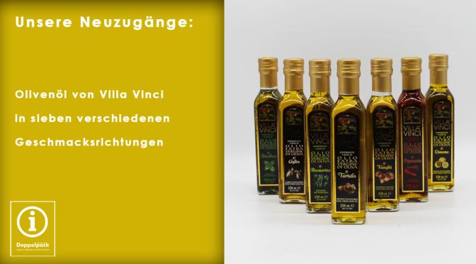 Villa Vinci Olivenöle