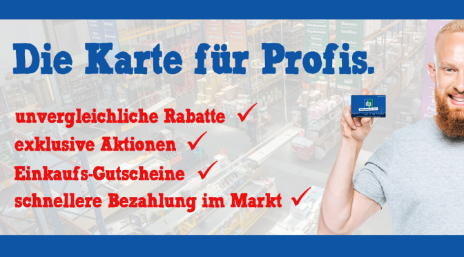 Kundenkarte Doppelpack Beitragsbild