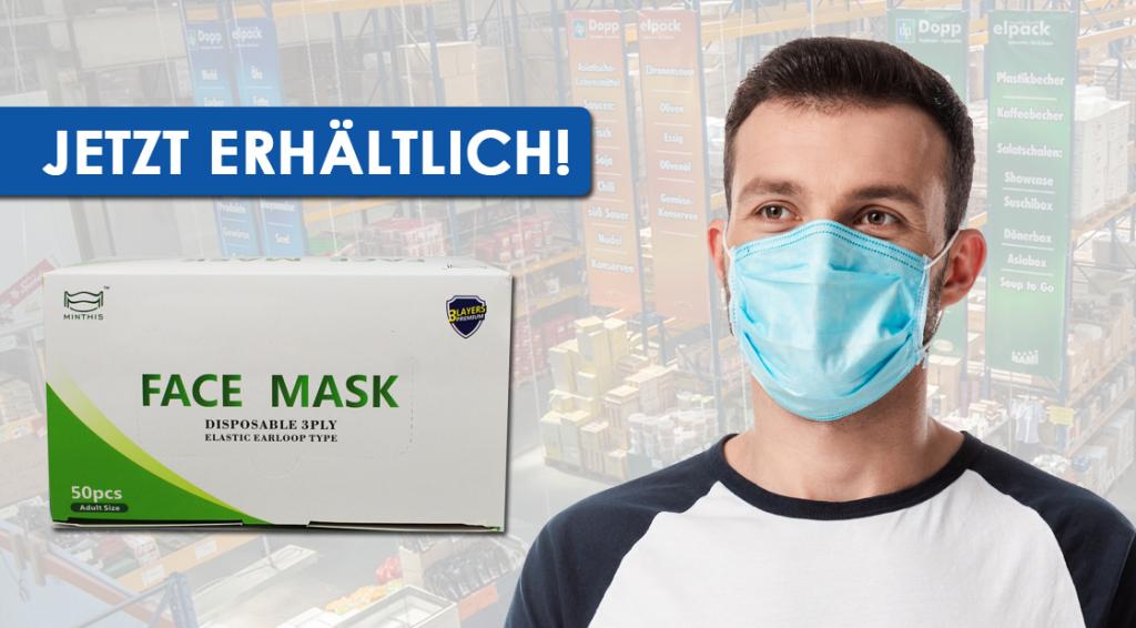 Beitragsbild DP Schutzmaske